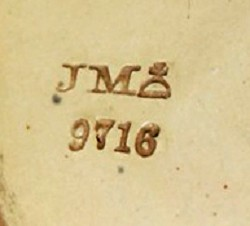 Johann Maresch Siderolith Majolica & Terracottafabrik, Bohemia 1