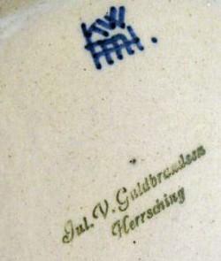 Manufaktur Keramische Werkstätten München-Herrsching 2