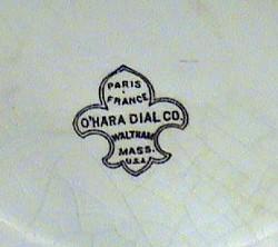 O'Hara Dial 2