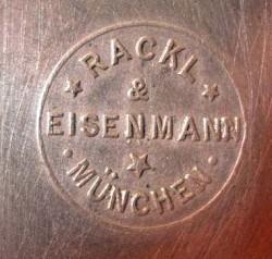Rackl & Eisenmann / Max Rackl Zinngießerei 3
