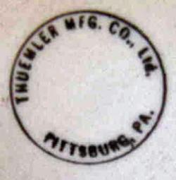(Hugo) Thuemler Manufacturing Co. 1