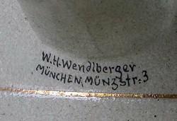 W.H. (Wenzel Hermann) Wendlberger 1