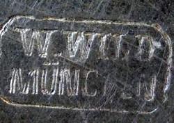 W.Wild (inhaber Hugo Lindner.) 6