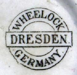 C.E.Wheelock Pottery Co. 1