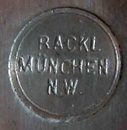 Rackl & Eisenmann / Max Rackl Zinngießerei 9