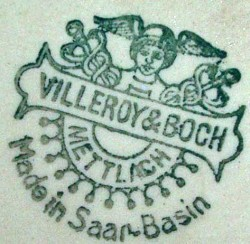 Villeroy & Boch - Mettlach 23