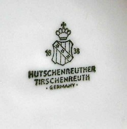 Lorenz (and Christian) Hutschenreuther AG. 1