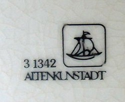 Porzellanfabrik Altenkunstadt Karl Nehmzow 2
