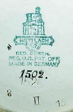 Villeroy & Boch - Mettlach 30