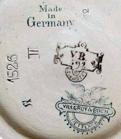 Villeroy & Boch - Mettlach 37
