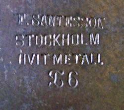 F. Santesson 1