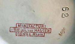Friedrich van Hauten (& Sohn) 12