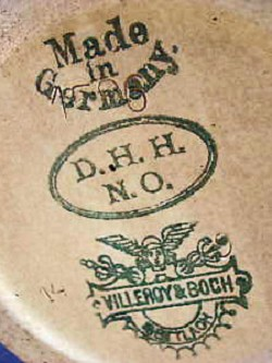 Villeroy & Boch - Mettlach 47
