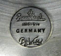 (Philipp) Rosenthal Porzellan 2