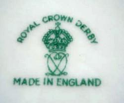 Royal Crown Derby 1