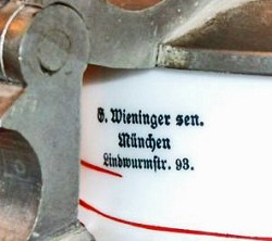 G. (Gustav) Wieninger Snr.