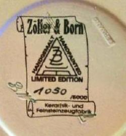 (Alois) Zöller and (Werner) Born. 6