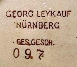 Kunstgewerbe-Magazin Georg Leykauf. 6