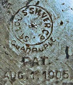 St. Louis Silver Co. 2