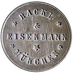 Rackl & Eisenmann / Max Rackl Zinngießerei 010