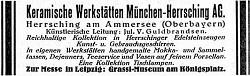 Keramische Werkstätten München-Herrsching (AG) 006