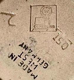 Aug. Jos. Corzelius (Inhaber C/Karl Johann Corzelius) / Werner Corzelius 008