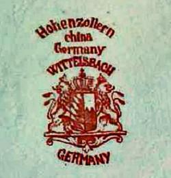 Hohenzollern China 4