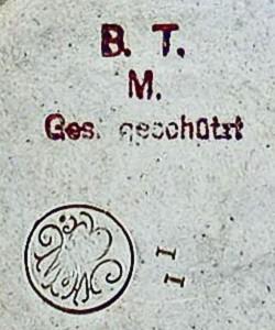 Brüder (Josef & Albert) Thannhauser. München. 0022