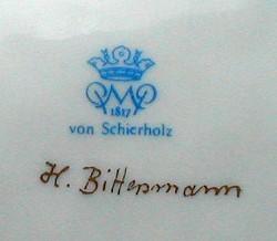 C.G.Schierholz / C.G.Schierholz & Sohn / Von Schierholz Porzellan Manufactur Plaue G.m.b.H.6