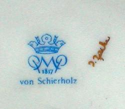 C.G.Schierholz / C.G.Schierholz & Sohn / Von Schierholz Porzellan Manufactur Plaue G.m.b.H. 8