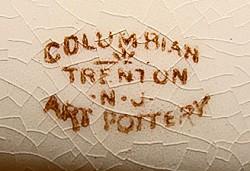 Columbian Art Pottery 6