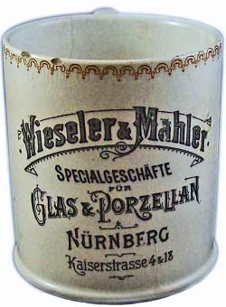 Süddeutsche Glasmanufaktur - Theodor Wieseler / Wieseler & Beeri / Wieseler & Mahler 0023