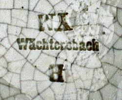 Wächtersbach Keramik. 3