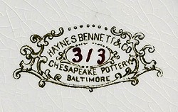 D. F. Haynes & Co. / Chesapeake Pottery 4