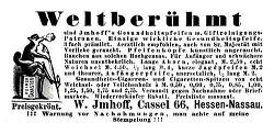 Wilhelm Imhoff 11-7