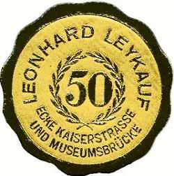 Kunstgewerbe-Magazin Georg Leykauf.11-2