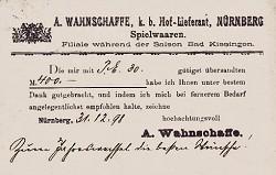 A. Wahnschaffe 11-6-10-1