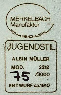 Reinhold Merkelbach 11-6-16-4