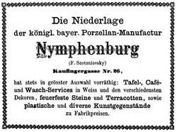 Königlich Bayerisch Porzellanmanufaktur Nymphenburg 2