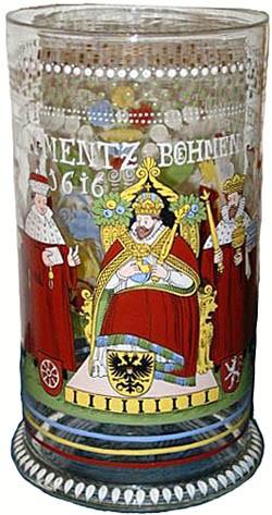 Süddeutsche Glasmanufaktur - Theodor Wieseler / Wieseler & Beeri / Wieseler & Mahler 11-6-20-1