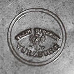 Zinngußwarenfabrik Franz Ruckert 11-6-24-1