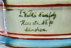 Ludwig Walk (Nachfolger) 11-8-6-1