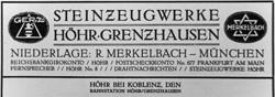 Steinzeugwerke Höhr-Grenzhausen GmbH 3