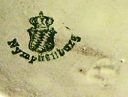 Königlich Bayerisch Porzellanmanufaktur Nymphenburg 11-10-27-4