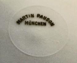 Martin Pauson K.G. 11-11-1-1