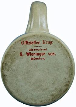 G. (Gustav) Wieninger Snr. / K.Reischenböck Inhaber G. Wieninger Jun. 11-12-27-2