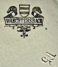Wächtersbach Keramik.12-3-29-1