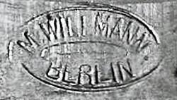 Marie Willmann (Inhaber Witwe Louise Willmann) 12-4-29-2a