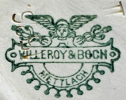 Villeroy & Boch - Mettlach 12-5-9-1