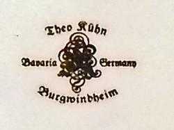 Glas- und Porzellan-Manufaktur Theo Kühn ( Inhaber Klaus Kühn) (Theo Kühn e.K.) 12-5-16-1